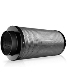 """AC Infinity Air Carbon Filter 6"""" with Premium Virgin Charcoal For Grow Tents"""