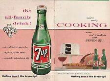 Seven Up 1957 Cookbook