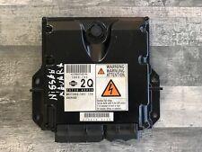 NISSAN NAVARA D40 ECU ENGINE CONTROL UNIT 23710 4X03A
