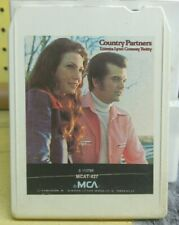 Conway Twitty / Loretta Lynn: Country Partners - 8 Track - Tested