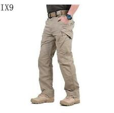 One Package For 3 Pieces Pants Mens Casual Military Trousers Size Large