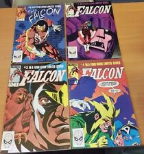 The Falcon 1-4 Complete Set Run! ~ NEAR MINT NM ~ 1983 MARVEL COMICS