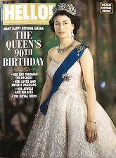 HELLO Magazine Special Souvenir Edition The Queen Elizabeth II 90 TH  Birthday