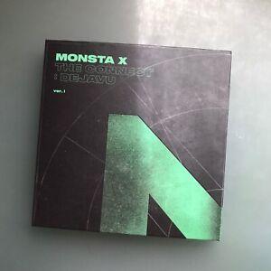 Monsta X The Connect: Dejavu Album Ver. I