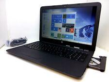HP 15-af119ca Notebook PC 15.6 AMD HD Radeon Quad Core A4-5000 - 4GB 500GB DVDRW
