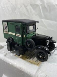 Mint 1931 31 Ford U.S. Mail Truck 1/24 scale in box NIB