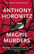 Magpie Murders: the Sunday Times bestseller crim, Horowitz, Anthony, New