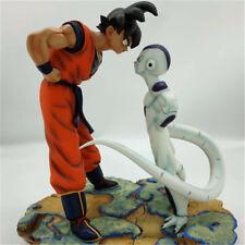 Anime Dragon Ball Z Dragon Ball Z Figura Goku De Resina Estatua Luminoso Frieza vs modelo base