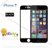 """CRISTAL TEMPLADO PARA iPHONE 7 4,7"""" PROTECTOR DE PANTALL COMPLETA NEGRO 0,26mm"""