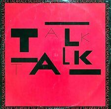 """Talk Talk 12"""" Talk Talk - England (G+/VG)"""