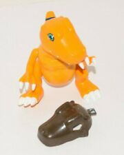 Digimon Micro World Digivolving Playset Agumon 2000 Bandai