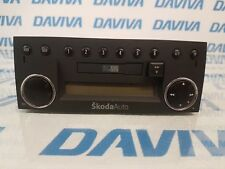 NEW GENUINE SKODA OCTAVIA II MELODY RADIO CASSETTE PLAYER 1Z0035152A