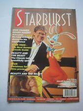 STARBURST magazine #124 December 1988