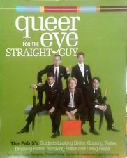Queer Eye for the Straight Guy Carson Kressley colour illustrated used paperback