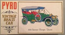 Pyro 1:32 Vintage Brass Car 1911 Stevens-Duryea Tourer C453