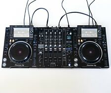 PIONEER Dj Set: 1x DJM 900 nxs2 & 2x CDJ 2000 nxs2 Nexus 2 incl. Cavo