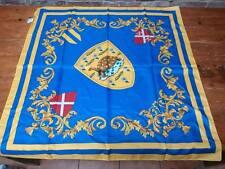 PALIO DI SIENA - Fazzoletto Contrada TARTUCA 80 x 80 NUOVO - foulard scarf new!