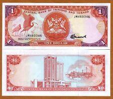 Trinidad and Tobago, 1 dollar, 1985, Pick 36 (36c), UNC