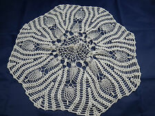 Lot de 2 linge de maison ancien 1  napperon,1 centre de table / Lace place mat