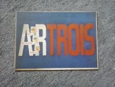 ARTROIS PRINTED POSTCARD ADVERTISING PEETERMAN BOCK & STELLA ARTOIS BEER
