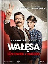 Walesa. Czlowiek z nadziei (DVD) 2013  Andrzej Wajda  POLISH POLSKI