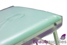 HIVE OF BEAUTY PLASTIC WAXING COUCH COVER PVC WAX PROTECTOR BEAUTY THERAPIST