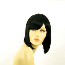 Perruque femme courte noir BRENDA 1B