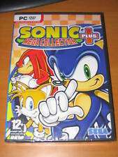 SONIC MEGA COLLECTION PLUS GIOCO NUOVO PC DVD WINDOWS