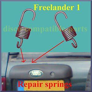 Land Rover Freelander 1 Tailgate Handle Microswitch Repair Springs