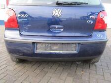 Stoßstange hinten VW Polo 9N dunkelblau LB5N Stoßfänger indigoblau