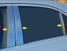 Cadillac ATS CHROME PILLAR POST FULL 6 PC. KIT!!