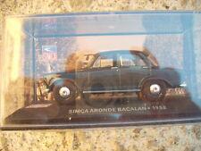 MODELLINO SIMCA ARONDE BACALAN 1958  SCALA 1/43