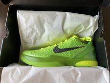 Size 11 - Nike Zoom Kobe 6 Protro Grinch 2020