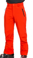Trespass Stonewall Ski Trousers Mens Size UK 2XL Fire Red  *REF103