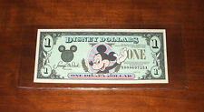 1991 $1 Disney Dollar - Mint Condition - Mickey - Series A