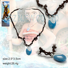 Animie Movie Polynesia princess Moana necklace Cosplay Costume Plastic Necklace