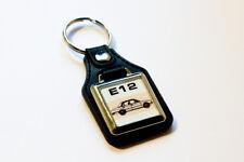 BMW E12 Keyring - 5-Series 518 520 520i 525 528 Retro Classic Car Auto Keytag