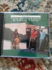 Best Of Supremes & Four Tops - CD Motown 1991 Mint Condition Out of Print