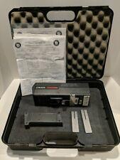 Stalker ATR Radar Gun Kit Stationary Applied Concepts Police Portable w/ Case