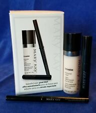 Mary Kay TimeWise Firming Eye Cream .5 oz With Mascara and Eye Liner Crayon