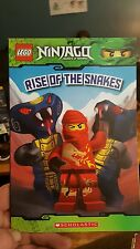Rise of the Snakes (LEGO Ninjago: Reader) by West, Tracey (first printing)