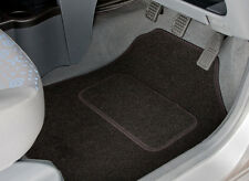 RENAULT MEGANE CABRIOLET/COUPE (1997-03) TAILORED CAR MATS WITH BLACK TRIM 2346
