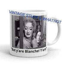 Whatever Happened to Baby Jane? Mug / Joan Crawford & Betty Davis Hollywood Mug
