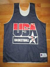 Vintage Champion 1992 Olympics USA Basketball (XL) Mesh Jersey MICHAEL JORDAN