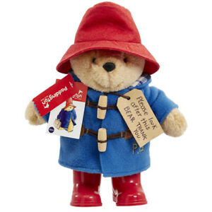 Rainbow Designs Classic Paddington Bear with Boots Soft Toy