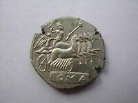 Rome Republican Denarius  silver