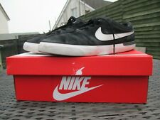 NIKE SB Eric Koston Signature Model Shoes Black + White Mens Trainers UK SIZE 9
