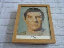 Framed Lobby card Front house Press Promo Photo Star trek next generation picard