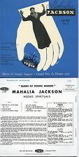 Mahalia JacksonVol. 1 / Vol. 2 - MINI LP REPLICA CARD SLEEVE 15-trackCD vogue