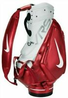 Nike Vapor Tiger Woods/  Tour / Staff / Cart Bag Collectors /Rare / Red